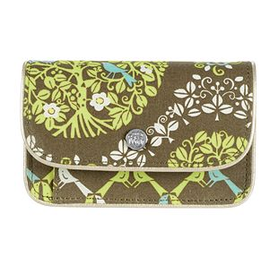 Vera Bradley Quickstep Wallet in Sittin in a Tree