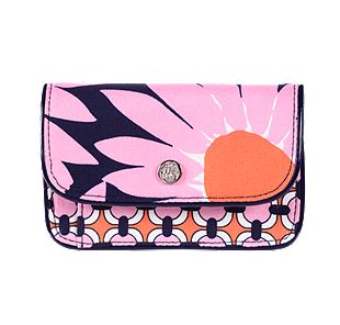 Vera Bradley Quickstep Wallet in Loves Me