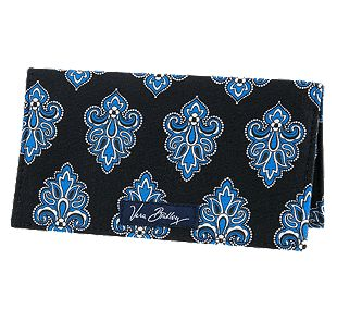 Vera Bradley Checkbook Cover in Calypso