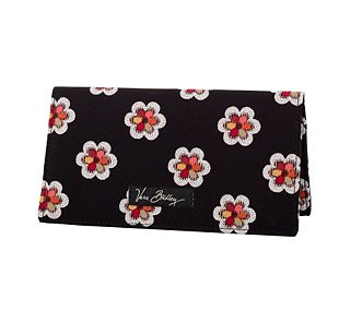 Vera Bradley Checkbook Cover in Pirouette