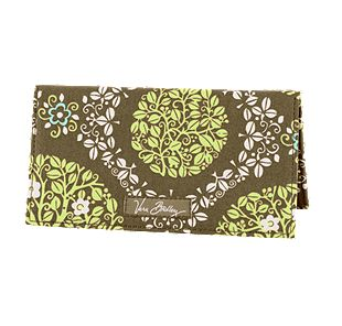 Vera Bradley Checkbook Cover in Sittin in a Tree