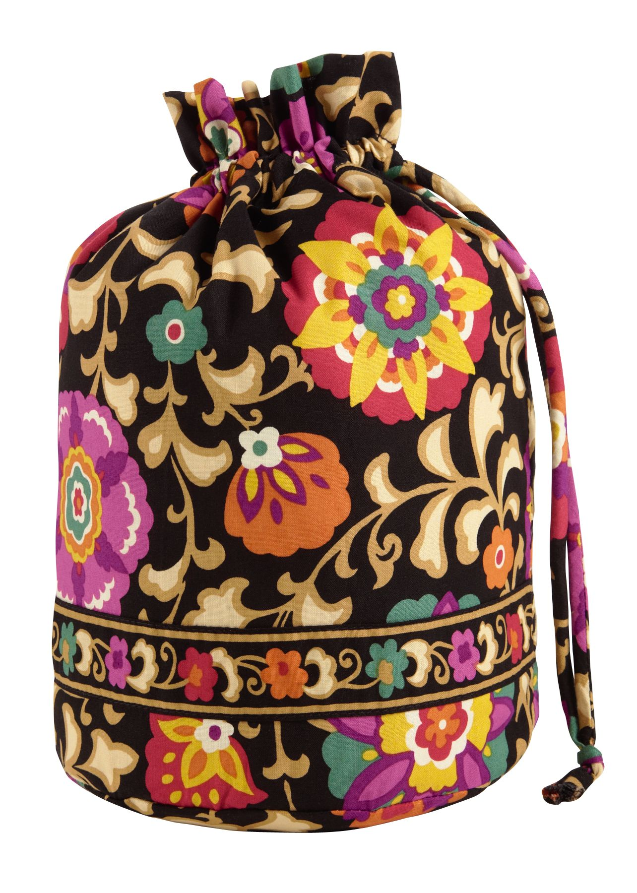 Vera Bradley Ditty Bag in Suzani