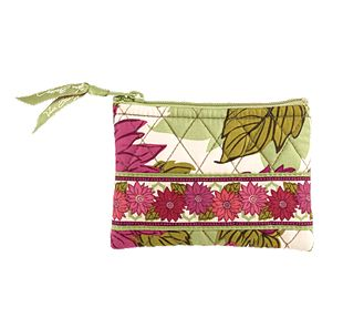 Vera Bradley Coin Purse in Hello Dahlia