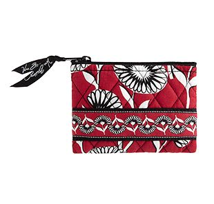 Vera Bradley Coin Purse in Deco Daisy