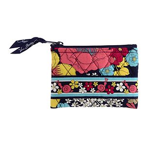 Vera Bradley Coin Purse in Happy Snails