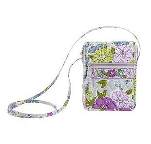 Vera Bradley Mini Hipster in Watercolor
