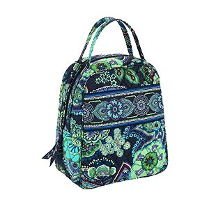 Vera Bradley Let's Do Lunch in Blue Rhapsody