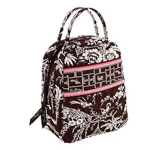 Vera Bradley Let's Do Lunch in Imperial Toile