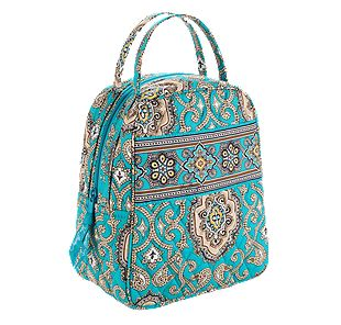 Vera Bradley Let's Do Lunch in Totally Turq