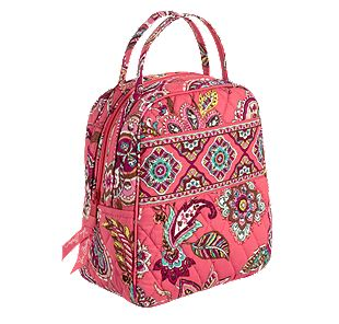 Vera Bradley Let's Do Lunch in Call Me Coral