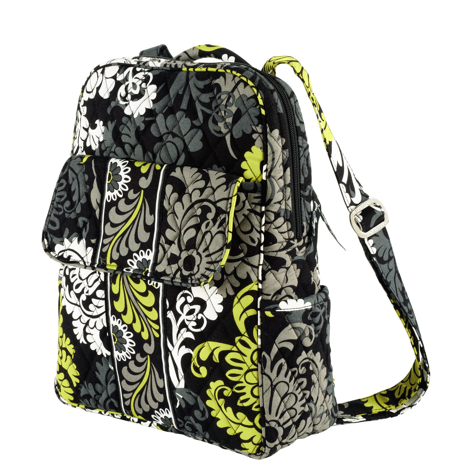 vera bradley backpack baroque. Black Bedroom Furniture Sets. Home Design Ideas