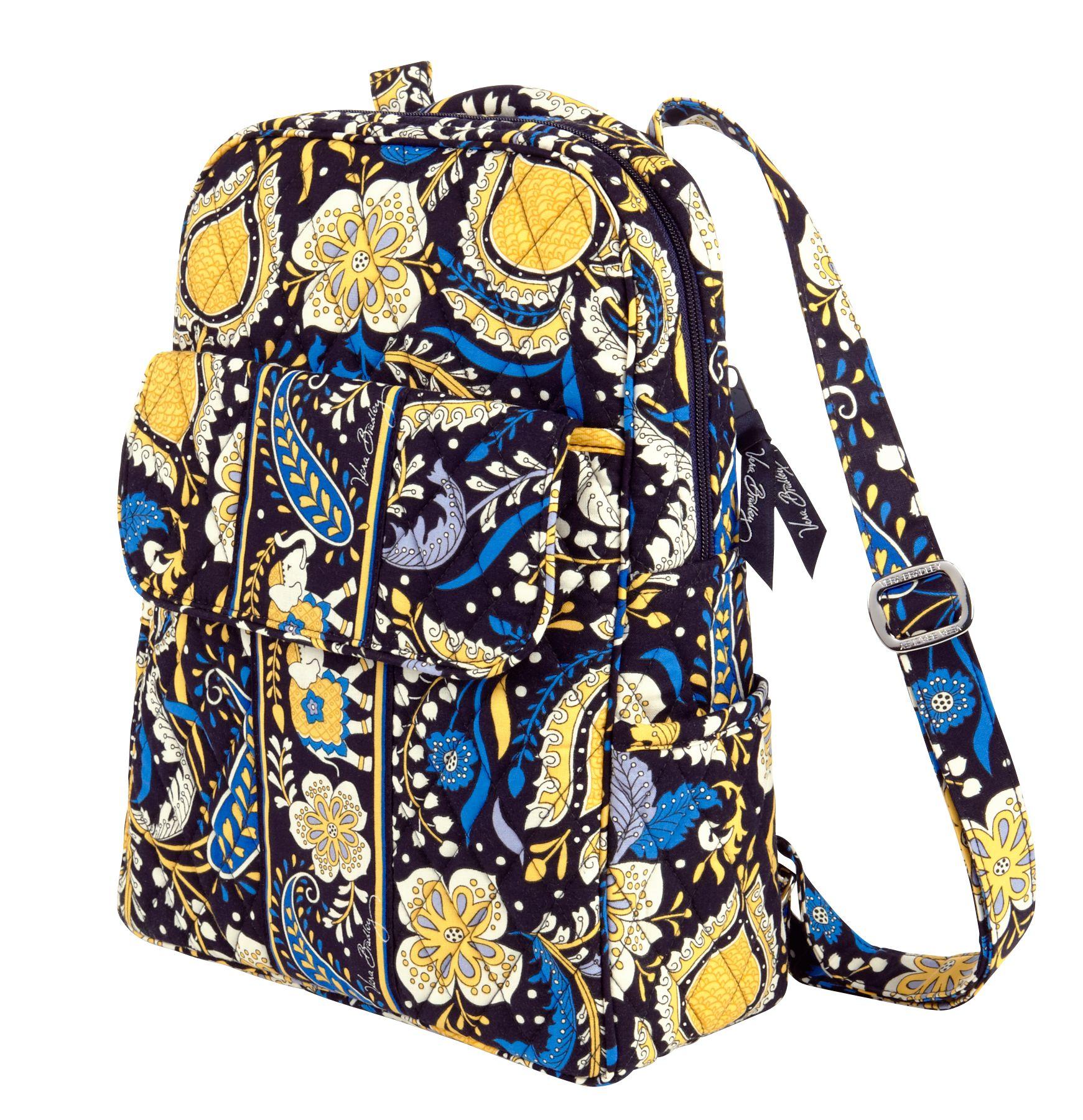 This Weekend Only, $49.99 Vera Bradley LapTop Backpacks