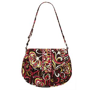 Vera Bradley Saddle Up in Puccini