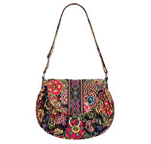 Vera Bradley Saddle Up in Symphony in Hue