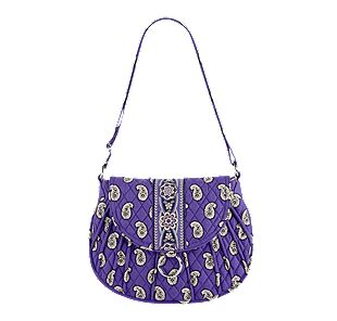Vera Bradley Saddle Up in Simply Violet