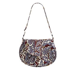 Vera Bradley Saddle Up in Slate Blooms