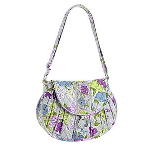 Vera Bradley Saddle Up in Watercolor