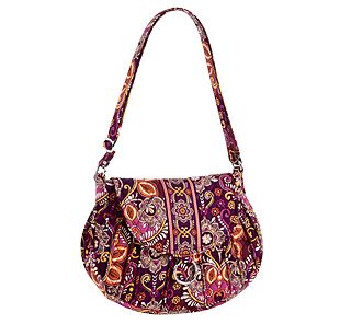Vera Bradley Saddle Up in Safari Sunset