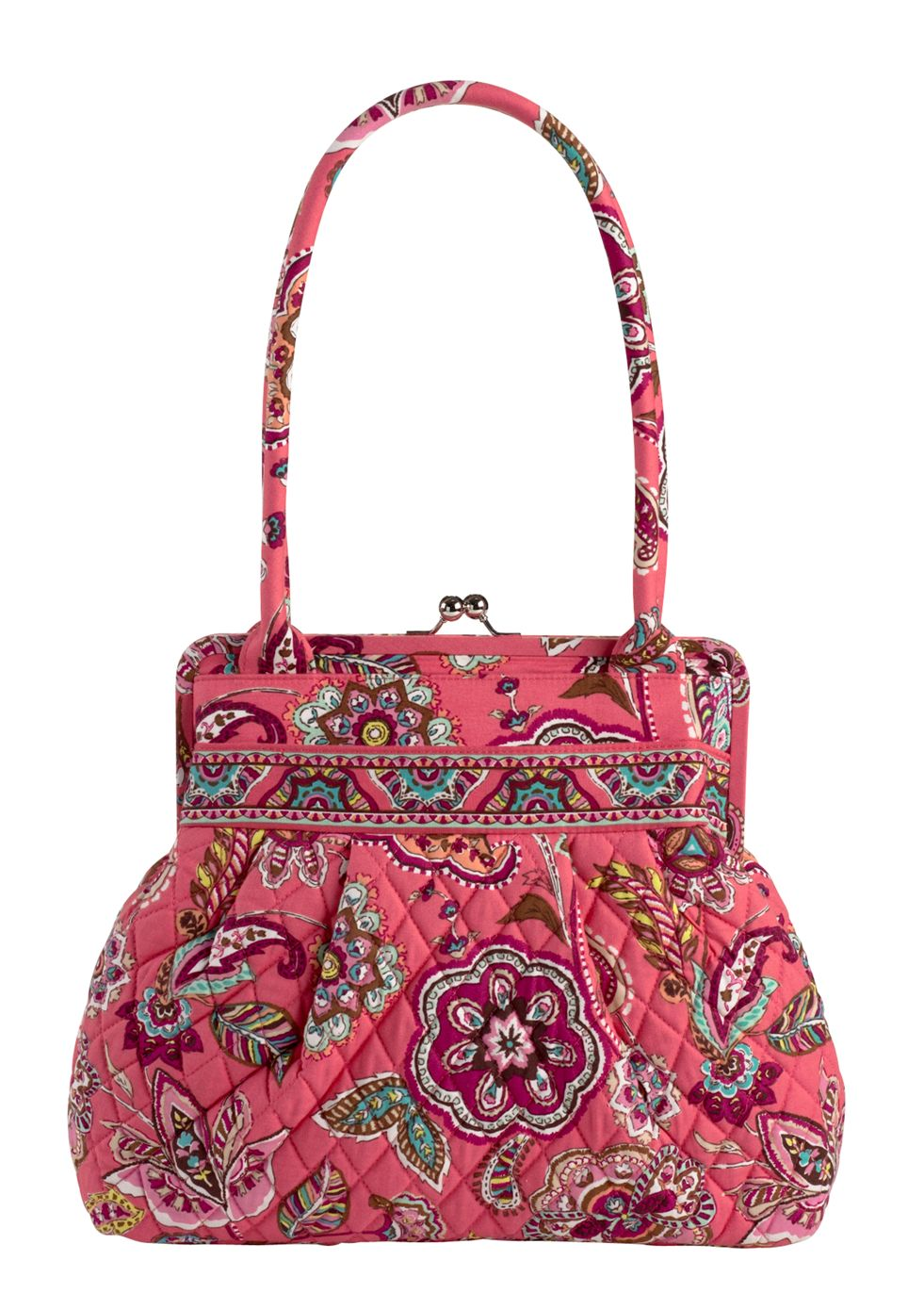 Vera Bradley Alice in Call Me Coral