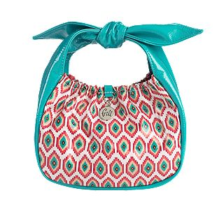Vera Bradley Tippy Tie in Call Me Coral