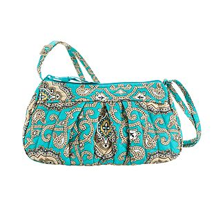 Vera Bradley Frannie in Totally Turq