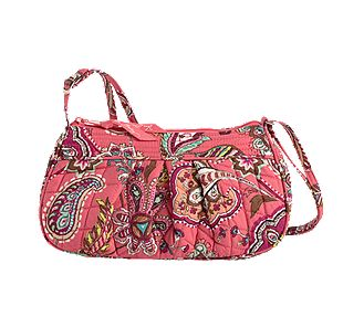 Vera Bradley Frannie in Call Me Coral