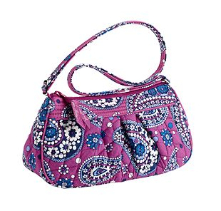 Vera Bradley Frannie in Boysenberry