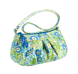 Vera Bradley Frannie in English Meadow