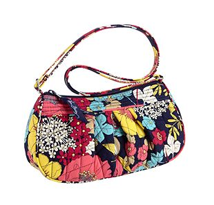 Vera Bradley Frannie in Happy Snails
