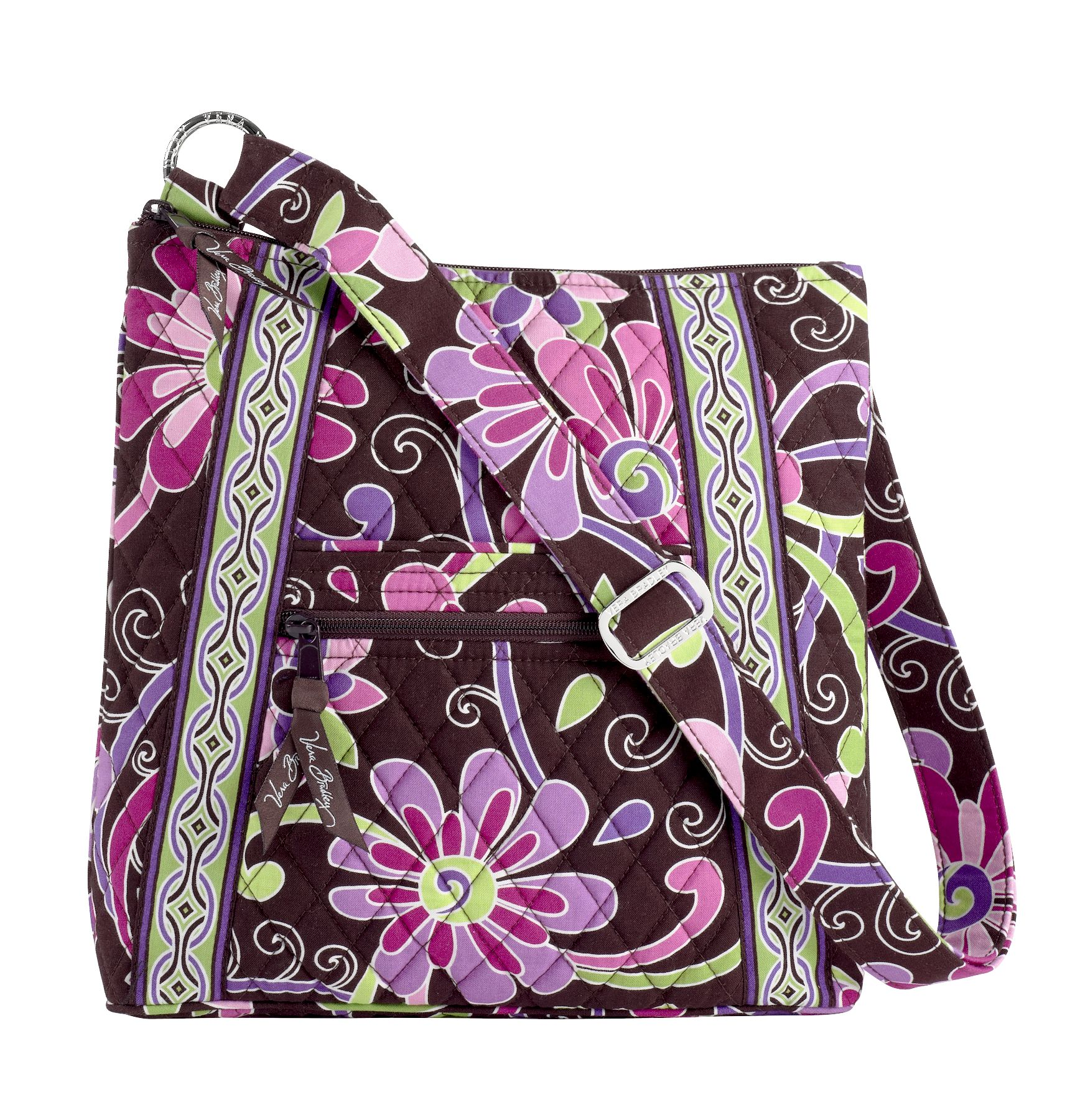 Vera Bradley Hipster in Purple Punch