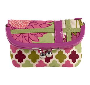 Vera Bradley Please Hold in Hello Dahlia