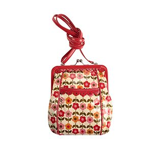 Vera Bradley Sugar and Spice Crossbody in Folkloric