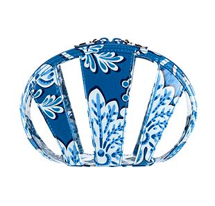 Vera Bradley Little Seashell in Blue Lagoon
