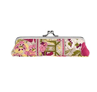 Vera Bradley Slim Case in Make Me Blush