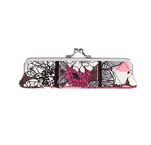 Vera Bradley Slim Case in Mocha Rouge