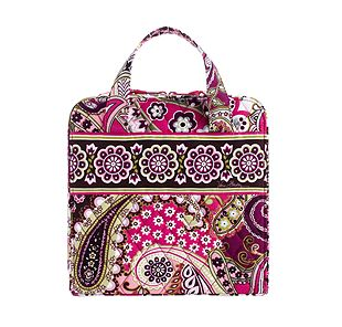 Vera Bradley Tech Organizer in Very Berry Paisley