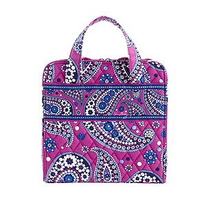 Vera Bradley Tech Organizer in Boysenberry