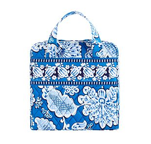 Vera Bradley Tech Organizer in Blue Lagoon