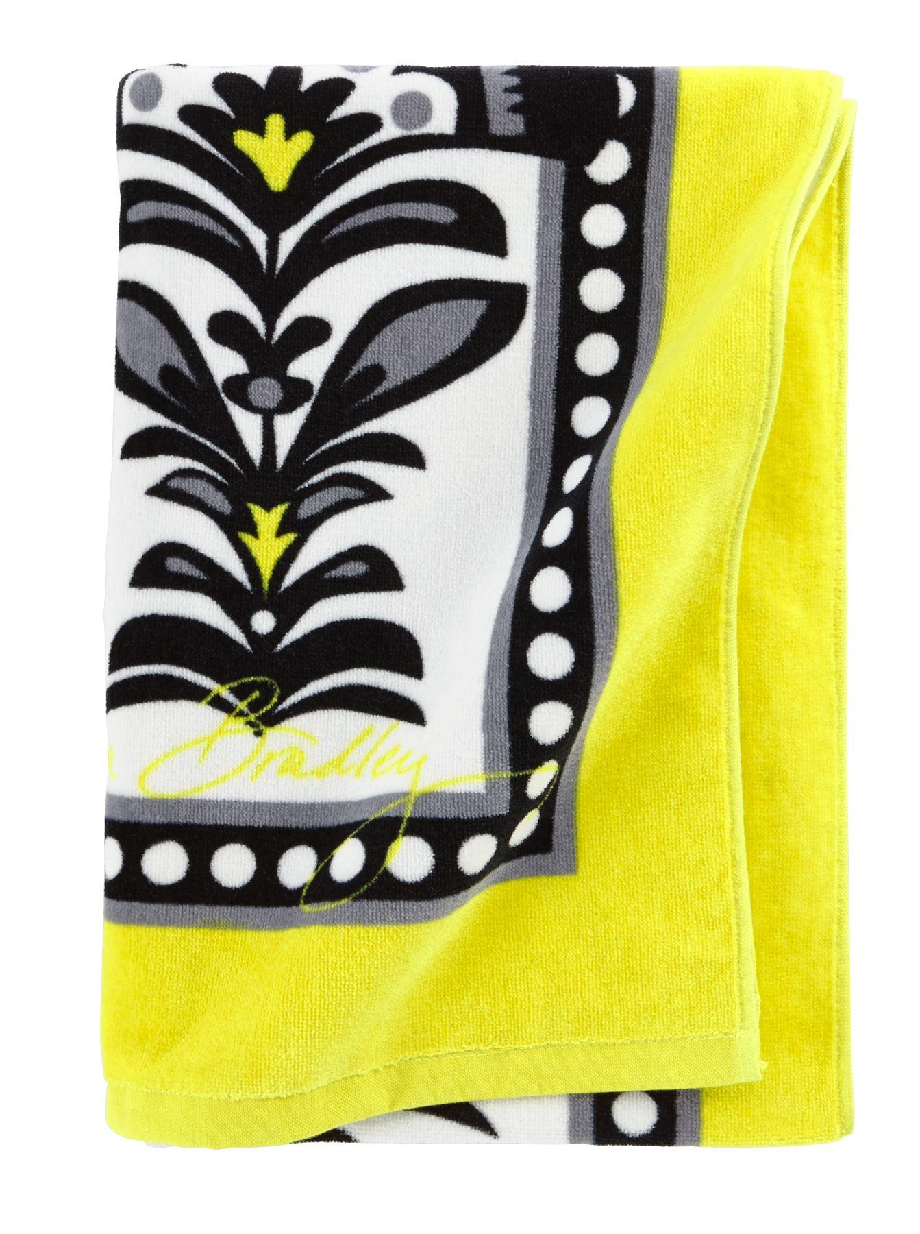 Vera Bradley Beach Towel in Fanfare $ 35.00