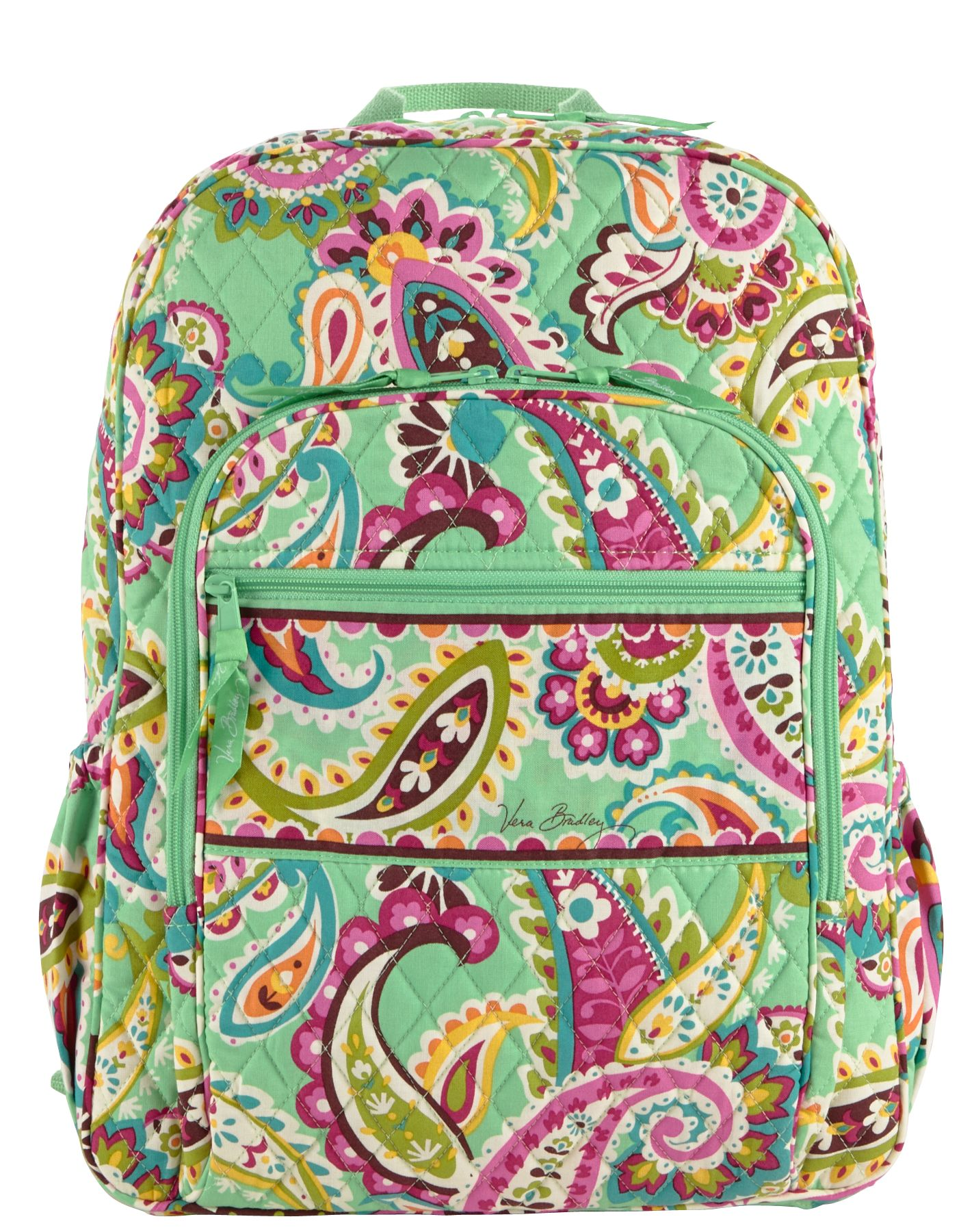 "laptop backpack"" - (72) products from - ""vera bradley"""