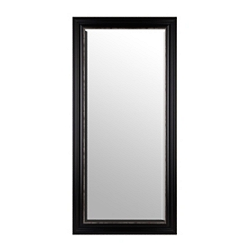 Black Full Length Mirror, 32x66