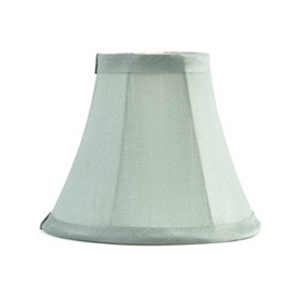 Dusty Blue Chandelier Shade