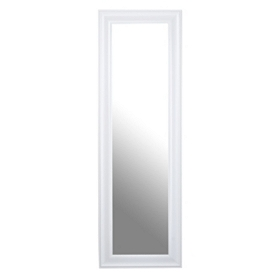 White Full Length Mirror, 18x53