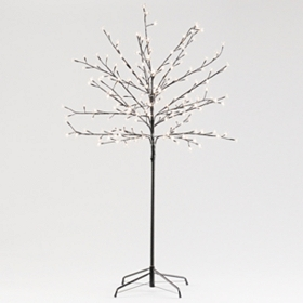 Pre-Lit Cherry Blossom Tree, 59 in.