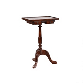 Distressed Cherry Emma Table