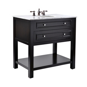 Wexford Vanity Sink, 36 in.
