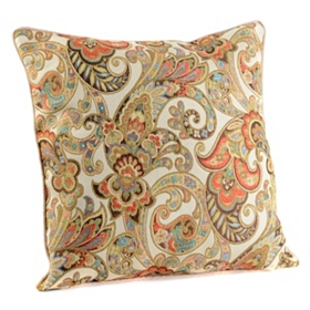 Grand Paisley Pillow