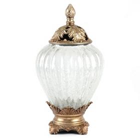 Elegant Potpourri Jar