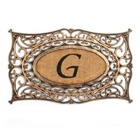 Monogram G Doormat