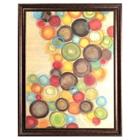 Wednesday Whimsy Framed Art Print